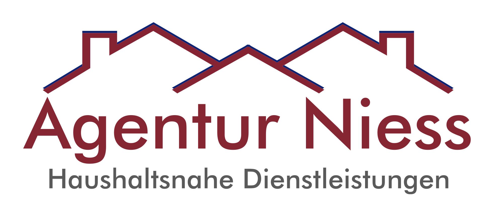 Agentur Niess – Ihr Spezialist für haushaltsnahe Dienstleistungen.